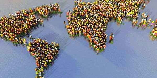 Dia Mundial da População. Um dia Pará Chamar a Atenção Para um Urgência e importancia das Questões populacionais.