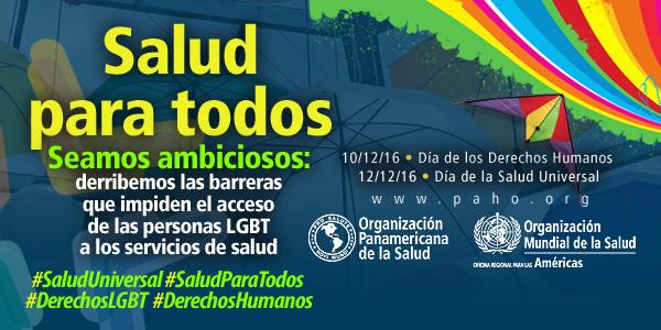Dia da Cobertura Universal de Saúde 2016